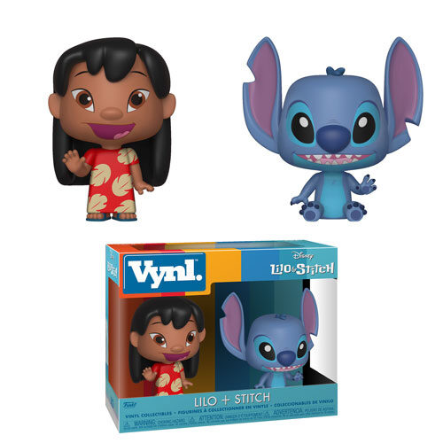 Lilo & Stitch Vynl 2-pack Funko Disney