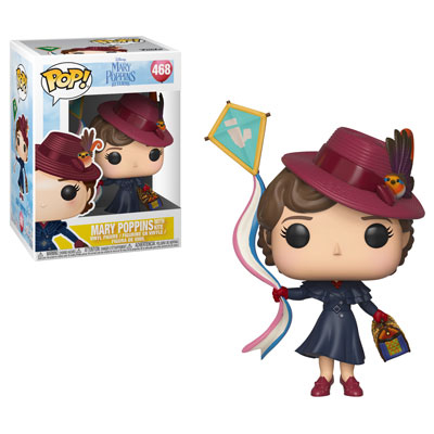 Mary Poppins Flying Kite Funko Pop