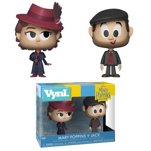 Mary Poppins & Jack Vynl Funko