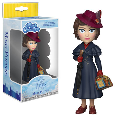 Mary Poppins Rock Candy Funko