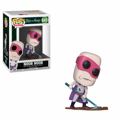 Noob Noob Funko Pop Rick and Morty