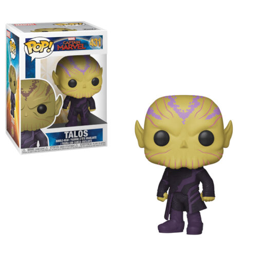 Talos Funko Pop Captain Marvel