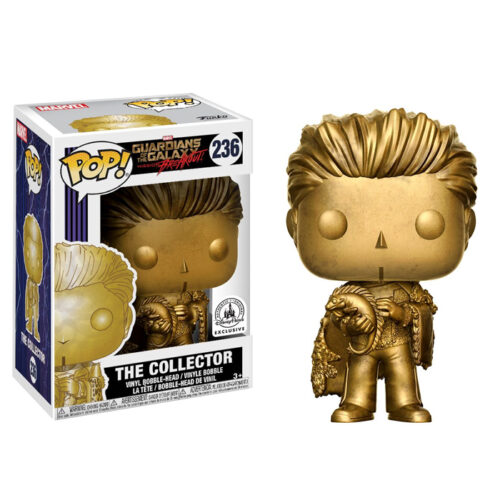 The Collector Funko Pop