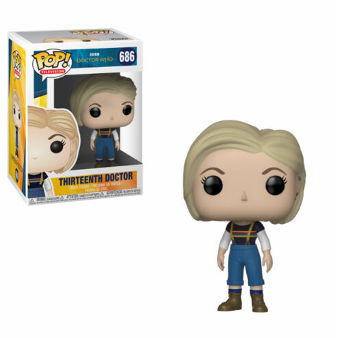 Thirteenth Doctor Funko Pop Doctor Who