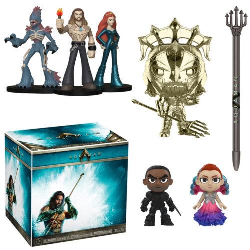 Aquaman DC Collectors Box