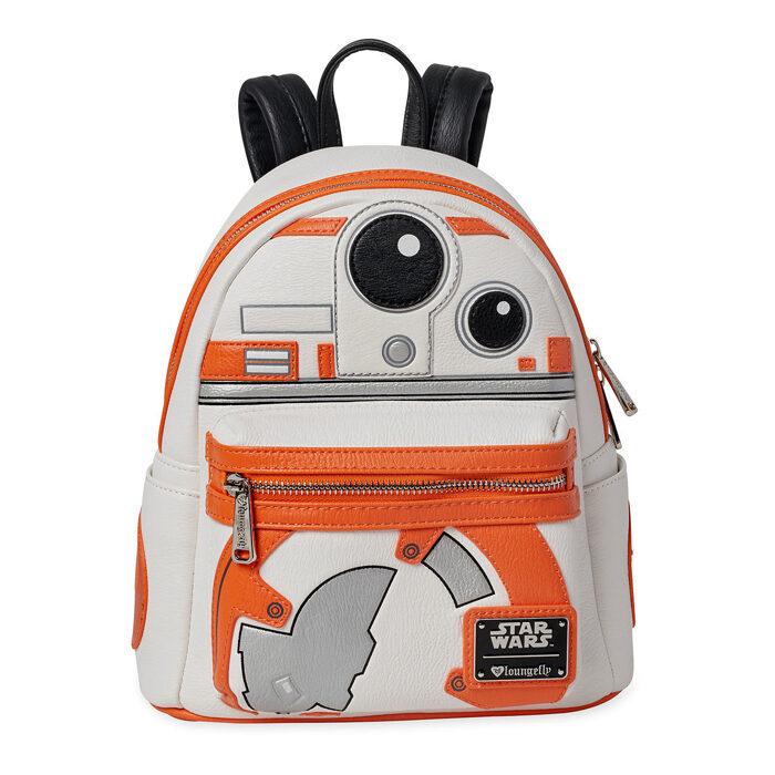 BB-8 Star Wars Mini Backpack Loungefly Funko