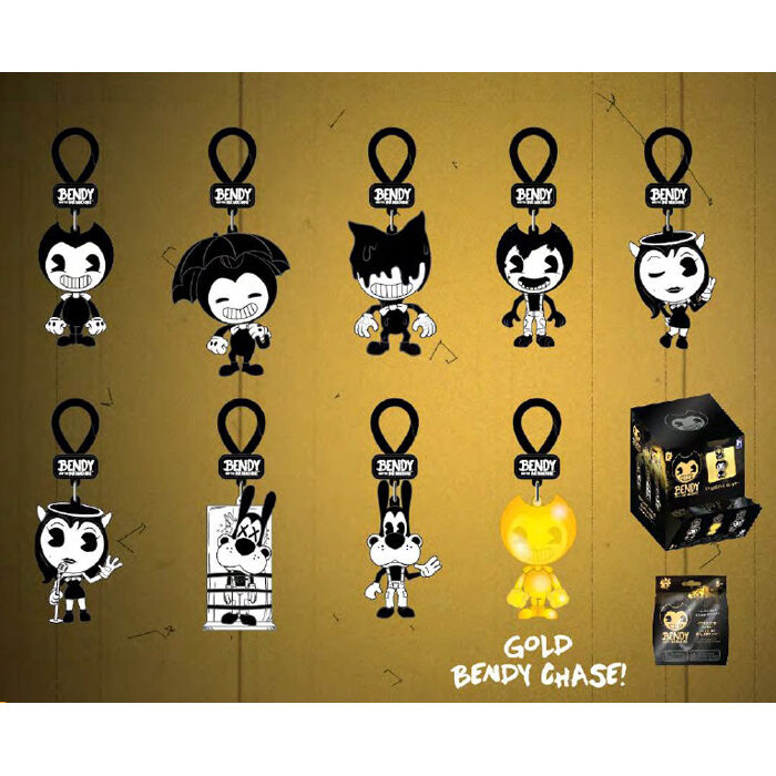 Bendy and the Ink Machine Clips