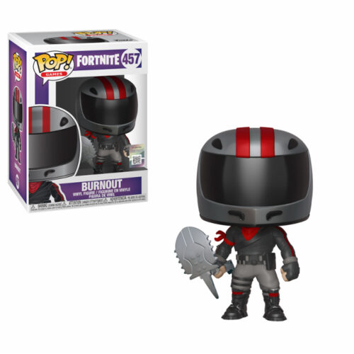 Burnout Funko Pop Fortnite