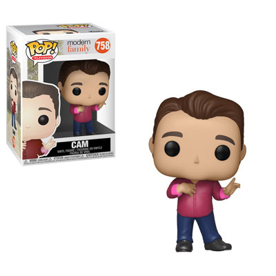 Cam Funko Pop Modern Family