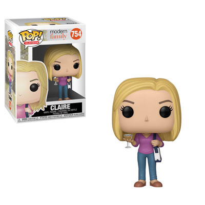 Claire Dunphy Funko Pop Modern Family