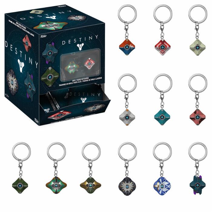 Destiny Mystery Keychain