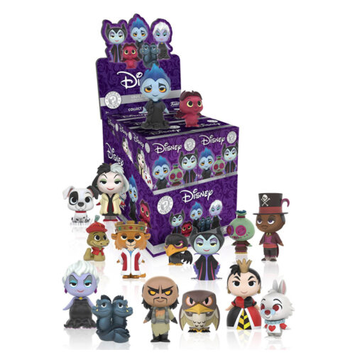 Disney Villains Mystery Mini Funko