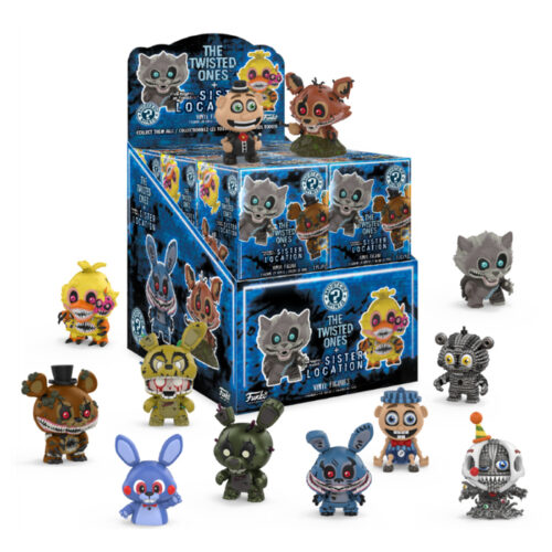 FNAF Twisted Ones Mytery Minis Funko