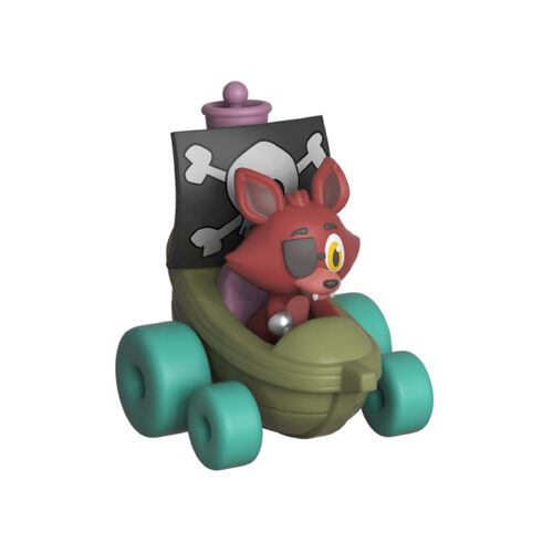 Foxy the Pirate Funko Super Racers FNAF