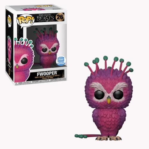 Fwooper Funko Pop