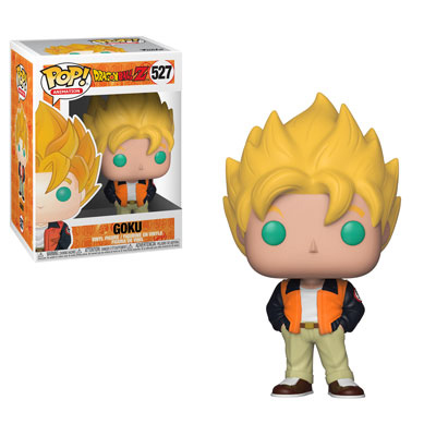 Goku Funko Pop Dragonball Z