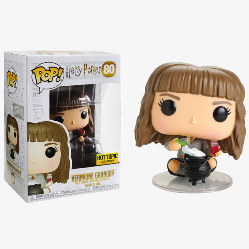 HERMIONE GRANGER Hot Topic Funko Pop