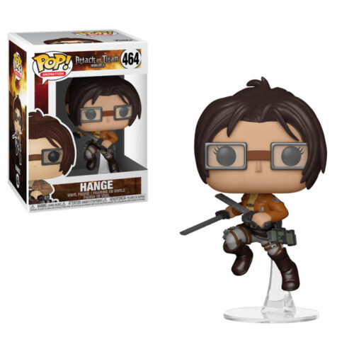 Hange Funko Pop Attack on Titan