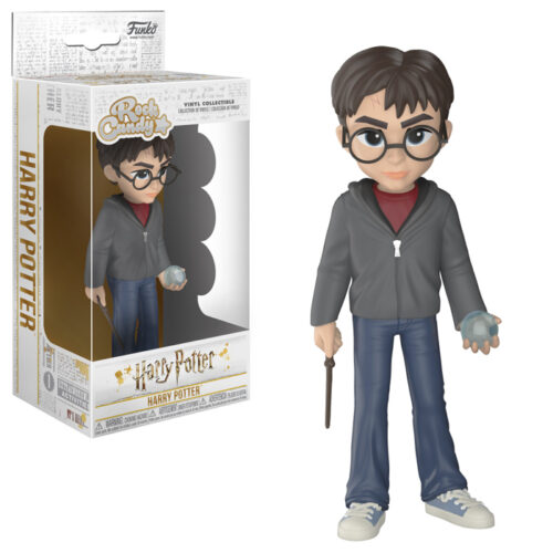 Harry Potter with Prophecy Rock Candy Funko