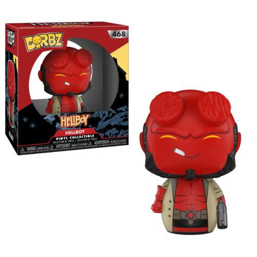 Hellboy Dorbz Funko