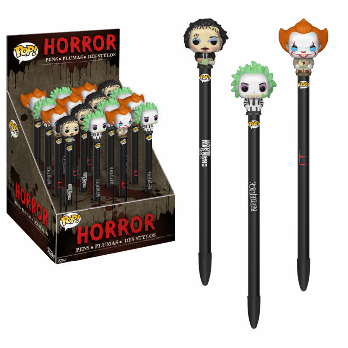 Horror Pen Toppers