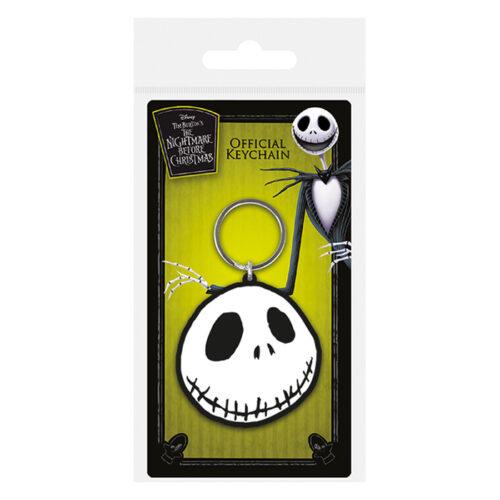 Jack Rubber Keychain
