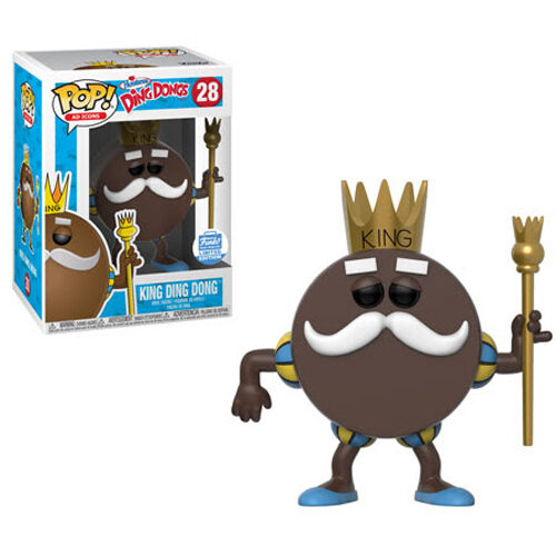 King Ding Dong Funko Pop