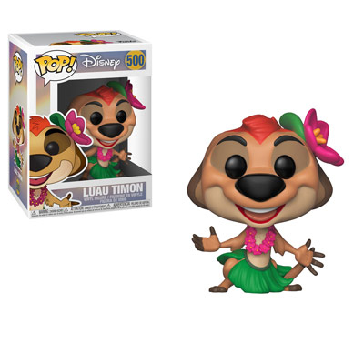 Luau Timon Funko Pop