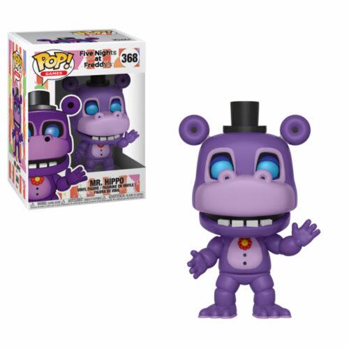 Mr. Hippo Funko Pop