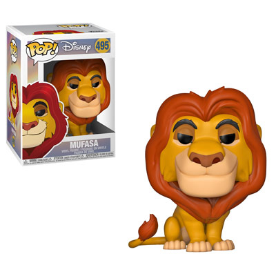 Mufasa Funko Pop