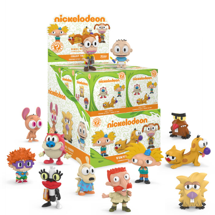 Nickelodeon Mystery Mini Funko