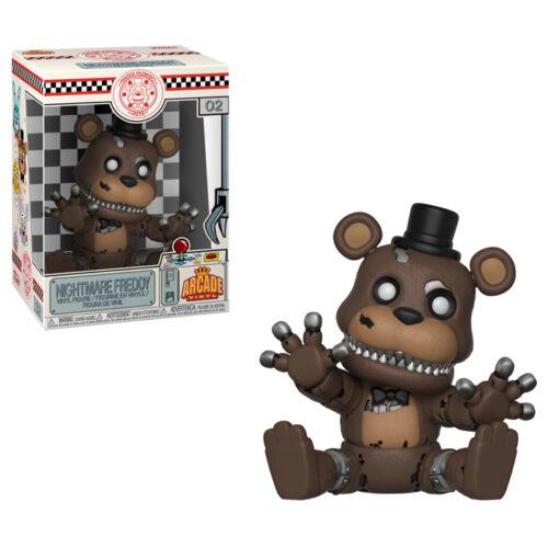 Nightmare Freddy Arcade Vynl Funko FNAF