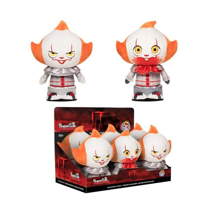 Pennywise It SuperCute Plush Funko
