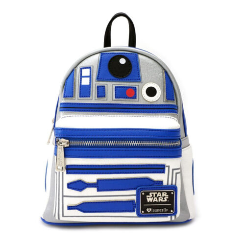 R2-D2 Star Wars Mini Backpack Loungefly Funko