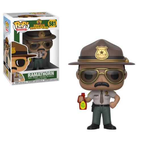 Ramathorn Funko Pop Super Troopers