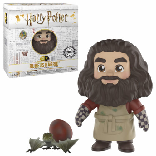 Rubeus Hagrid Exclusive 5 Star Funko