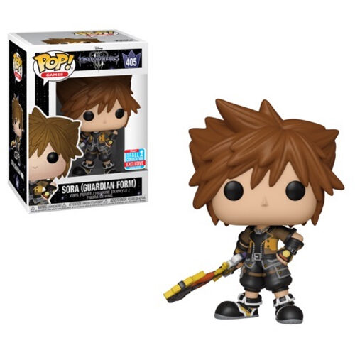 Sora Guardian Form Funko Pop