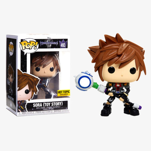 Sora Toy Story Funko Pop