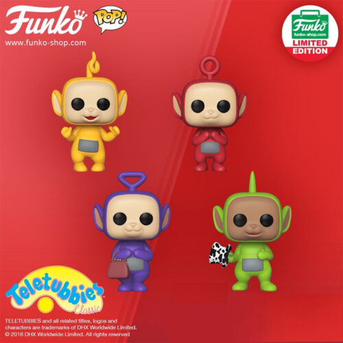 TELETUBBIES Funko Pop