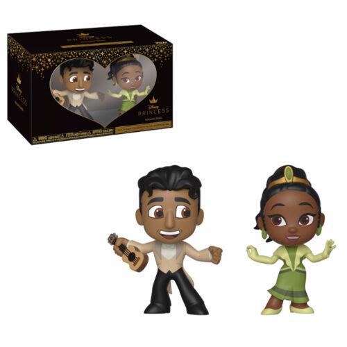 Tiana & Naveen Funko Mini Vinyl Figures
