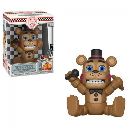 Toy Freddy Arcade Vynl Funko FNAF