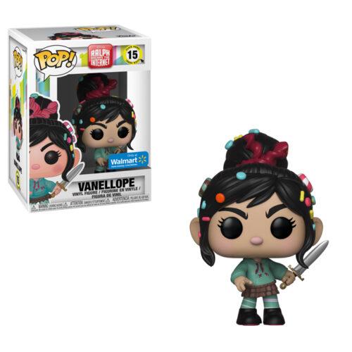 Vanellope Walmart Funko Pop