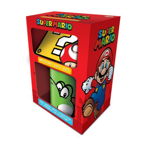 Yoshi Gift Set Super Mario