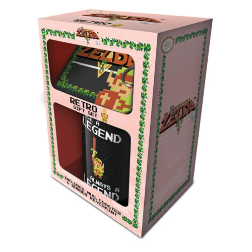 Zelda Gift Set