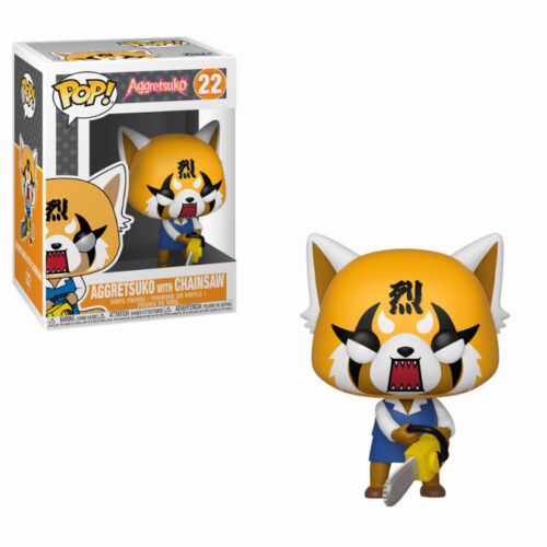 AGGRETSUKO CHAINSAW Funko Pop