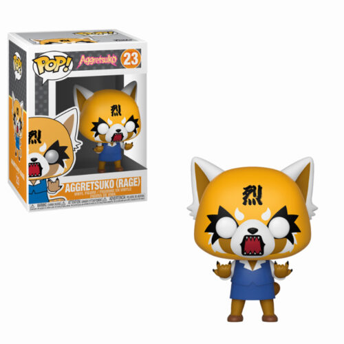 AGGRETSUKO RAGE Funko Pop