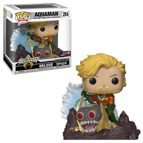 Aquaman Deluxe Funko Pop