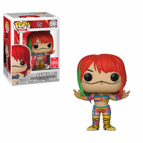 Asuka SDCC Funko Pop WWE