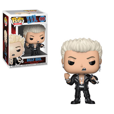 Billy Idol Funko Pop