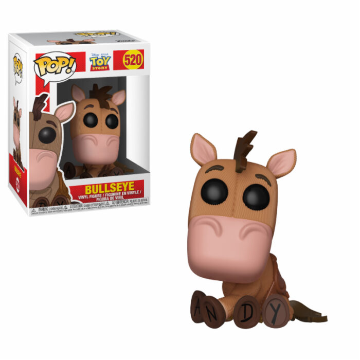 Bullseye Funko Pop Toy Story